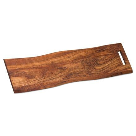 Live Edge Chopping Board With Handle